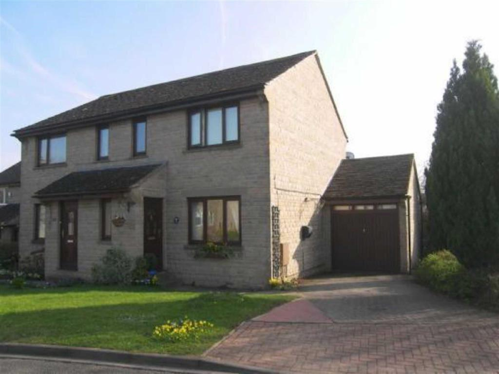 3 Bedrooms Semi Detached House for sale in Gower Road, Richmond, North Yorkshire