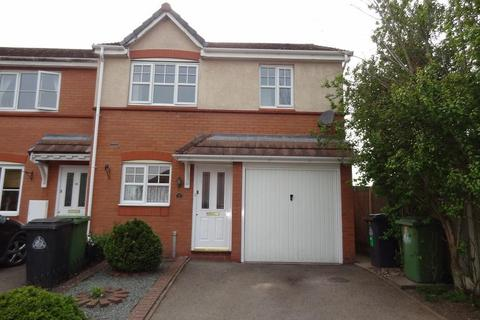 3 bedroom semi-detached house to rent - Orchard Way, Wem, Shrewsbury