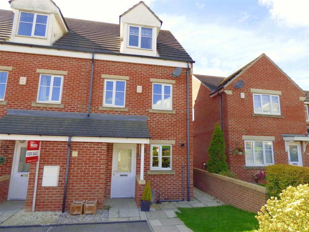 3 Bedrooms Town House for sale in Howley Close, Gomersal