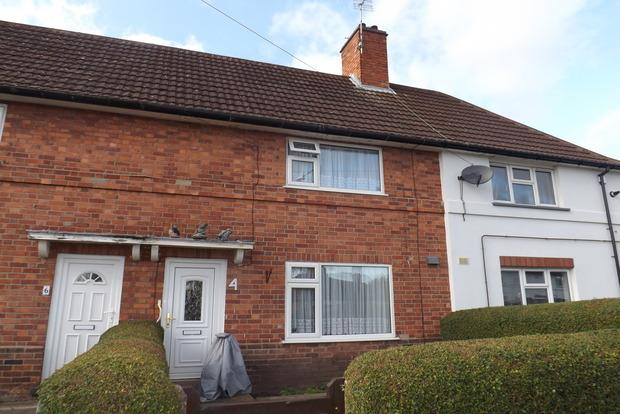 2 Bedrooms Terraced House for sale in Elford Rise, Sneinton, Nottingham, NG3