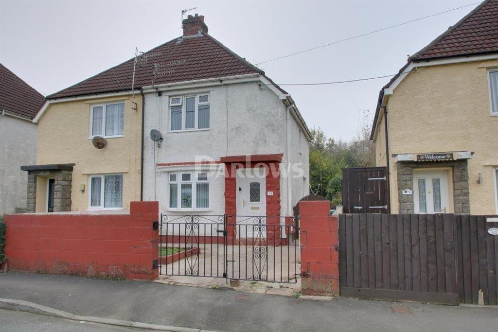2 Bedrooms Semi Detached House for sale in Sycamore Street, Rhydyfelin
