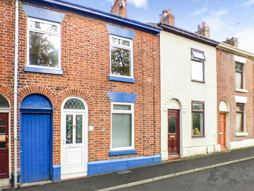3 Bedrooms House for sale in Peel Street, Runcorn