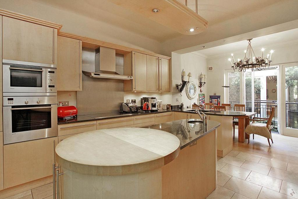 4 Bedrooms Terraced House for sale in Kensington Square, London, W8
