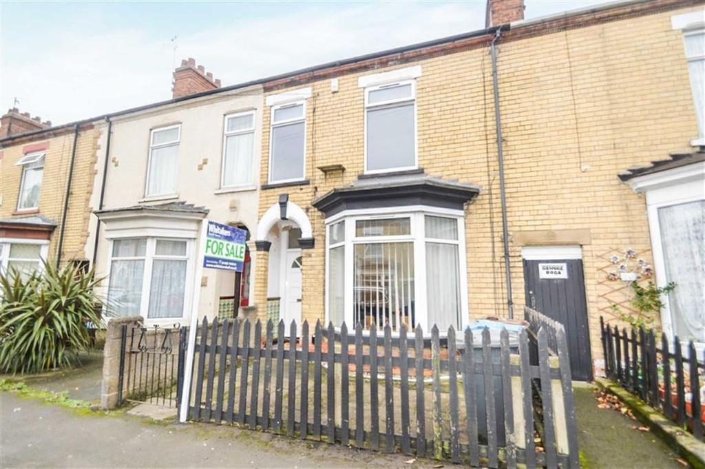 3 Bedrooms Terraced House for sale in Jalland Street, Holderness Road, Hull, East Yorkshire, HU8