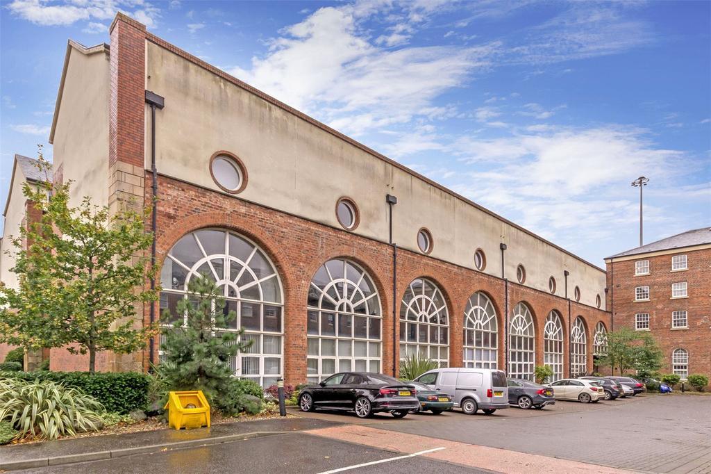 2 Bedrooms Flat for sale in Westbridge Gardens, 45 Cook Street, Tradeston, Glasgow, G5