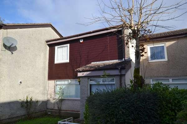 2 Bedrooms Terraced House for sale in 119 Troon Avenue, Greenhills, East Kilbride, G75 8TL