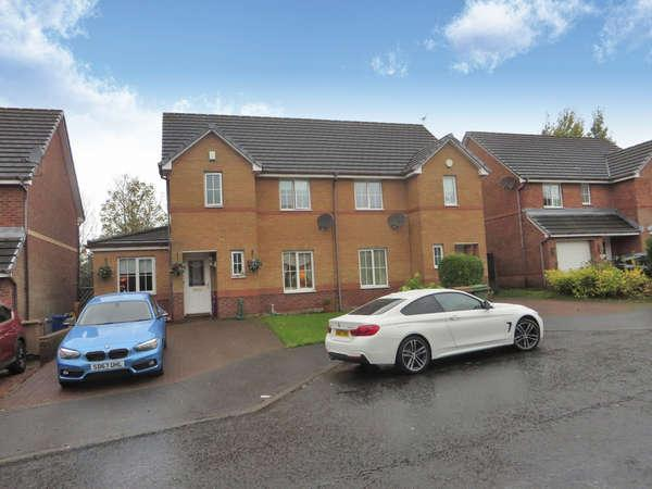 4 Bedrooms Semi-detached Villa House for sale in 21 Dun Cann, Erskine, PA8 7EG