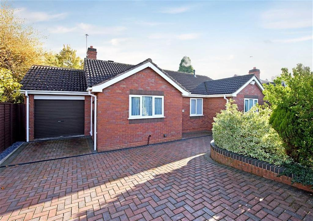 4 Bedrooms Detached Bungalow for sale in 2b, Dippons Drive, Tettenhall Wood, Wolverhampton, West Midlands, WV6