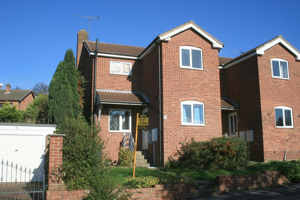 2 Bedrooms Semi Detached House for sale in Aysgarth Rise, Swallownest, Sheffleld S26