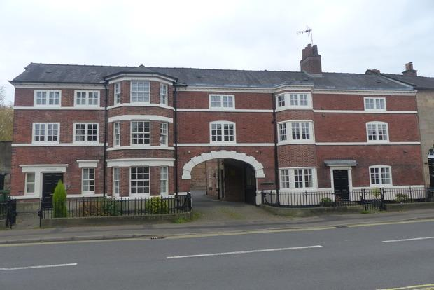 2 Bedrooms Apartment Flat for sale in Archway House, Duffield, Belper, DE56