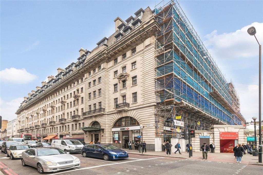 4 Bedrooms Flat for sale in Chiltern Court, Baker Street, London