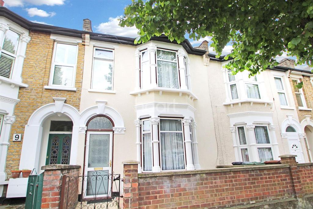 3 Bedrooms Terraced House for sale in Pretoria Road, Leytonstone