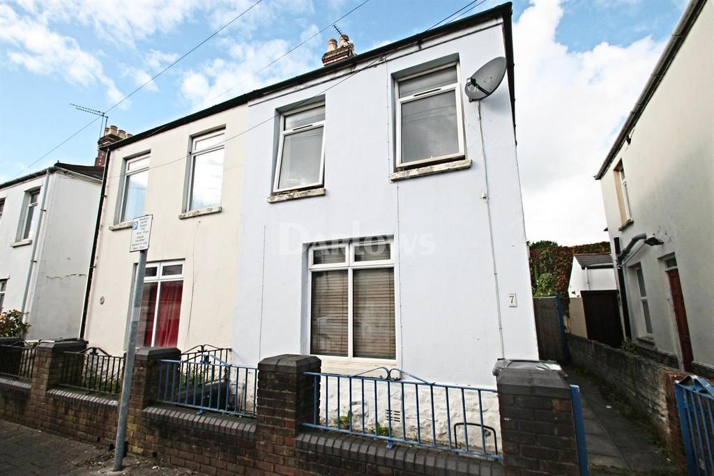 2 Bedrooms Semi Detached House for sale in Heath Street, Grangetown