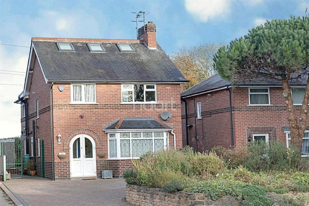 4 Bedrooms Detached House for sale in Papplewick Lane, Hucknall