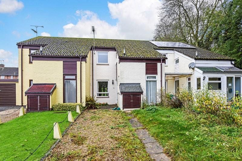 3 Bedrooms Terraced House for sale in Trinity Rise, Penton Mewsey, Andover