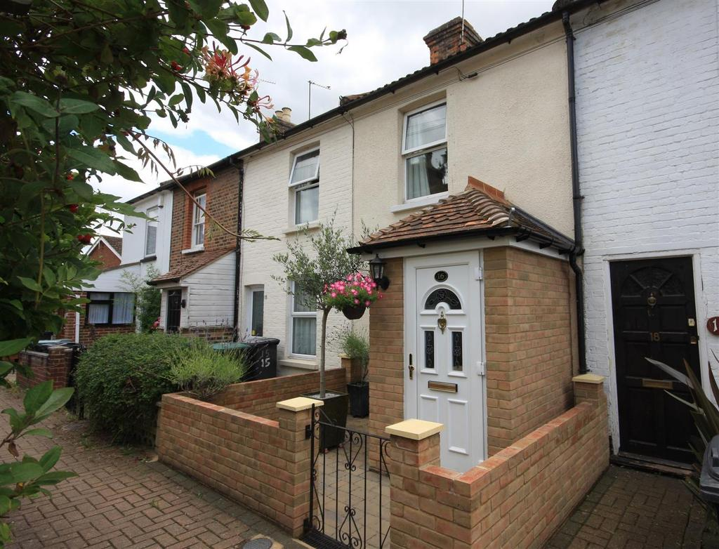 2 Bedrooms Terraced House for sale in Bow Terrace, Wateringbury