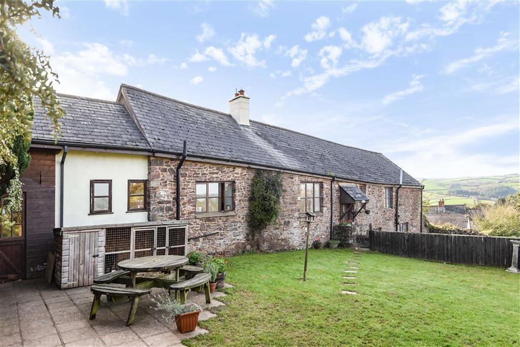 5 Bedrooms Semi Detached House for sale in Cove, Tiverton, Devon, EX16