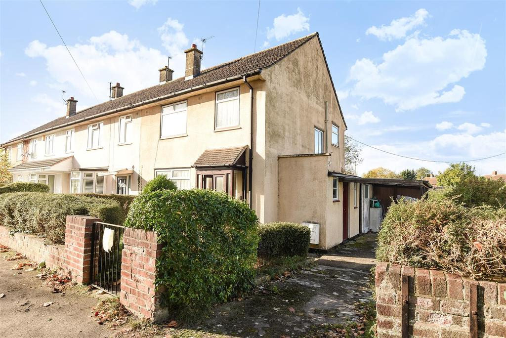 3 Bedrooms Semi Detached House for sale in Sutton Road, Headington