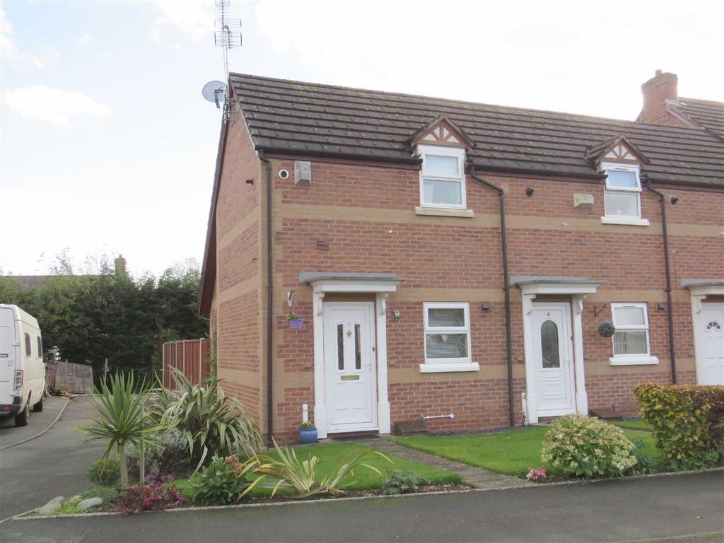 1 Bedroom Terraced House for sale in Swanmere Court, Swan Hill, SY12
