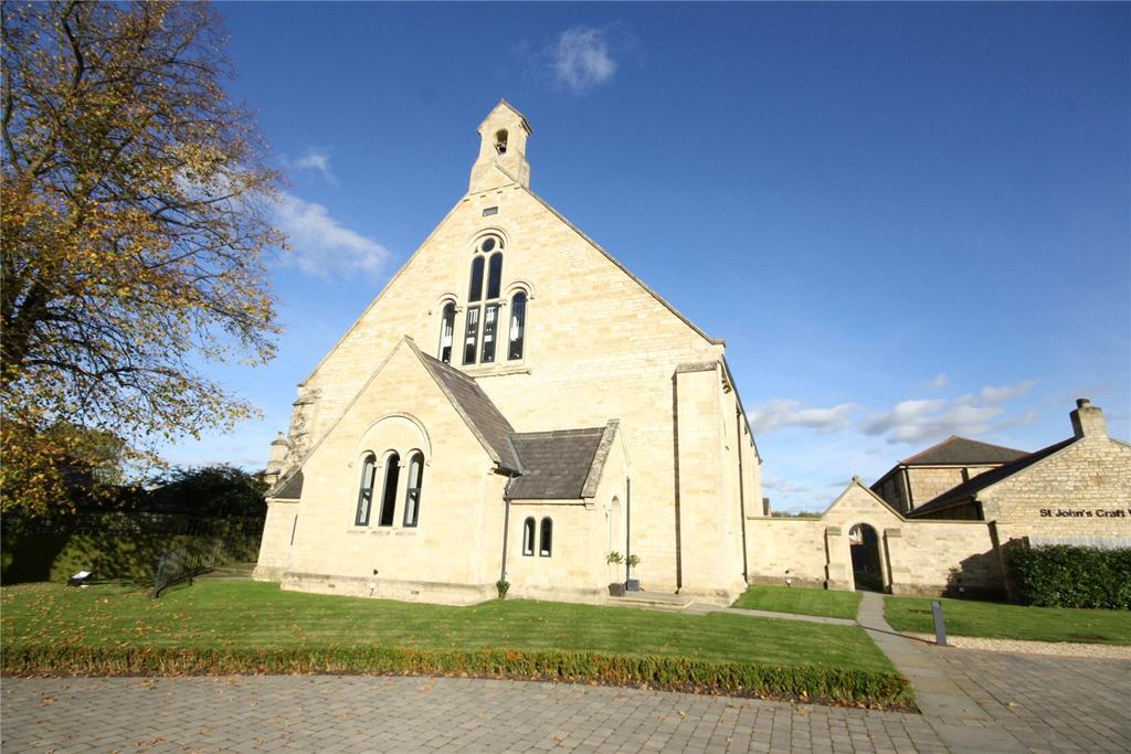 2 Bedrooms Flat for sale in The Chapel, Caistor Drive, Lincoln, Lincolnshire, LN4