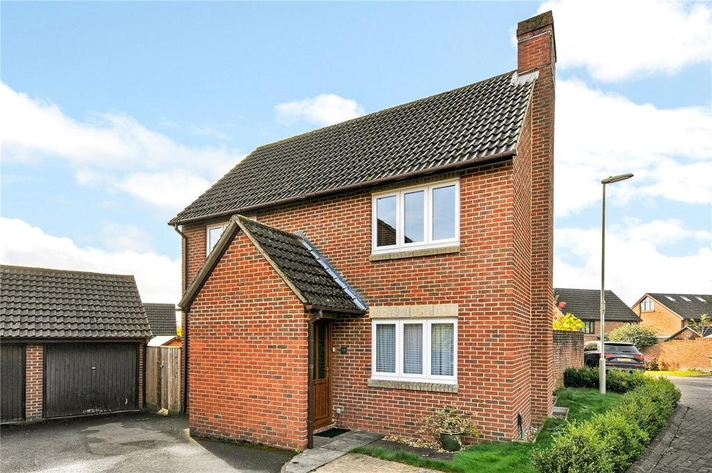 3 Bedrooms Detached House for sale in Harvest Close, Winchester, Hampshire, SO22