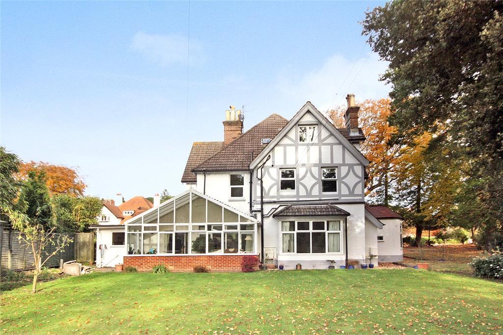 3 Bedrooms Maisonette Flat for sale in Haydon Road, Branksome Park, Poole, Dorset, BH13