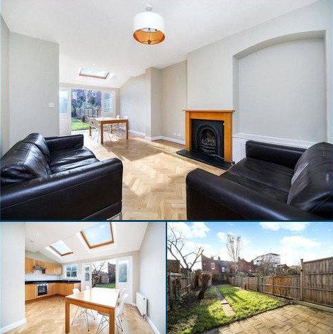 4 bedroom house to rent - Sawley Road, Shepherds Bush, London, W12