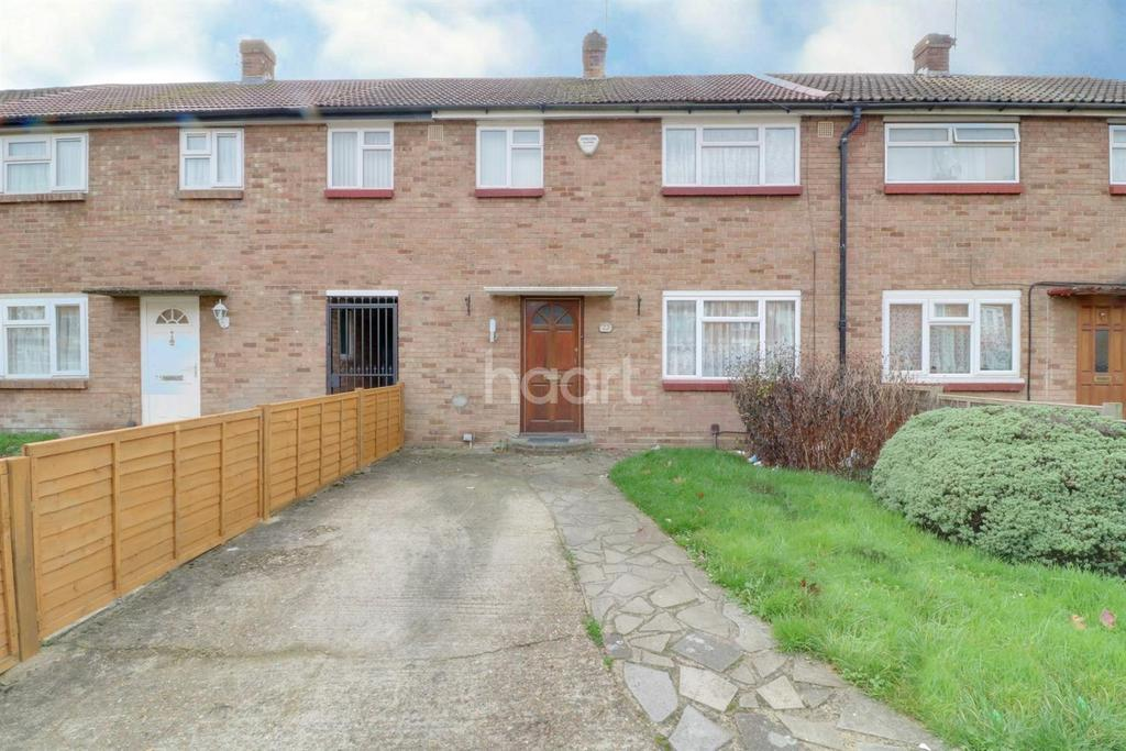 3 Bedrooms Terraced House for sale in Yeading