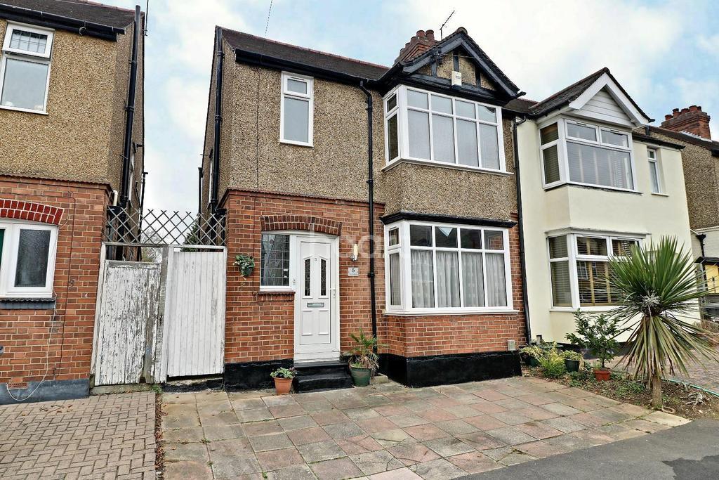3 Bedrooms Semi Detached House for sale in Bygone Elegance In St Annes