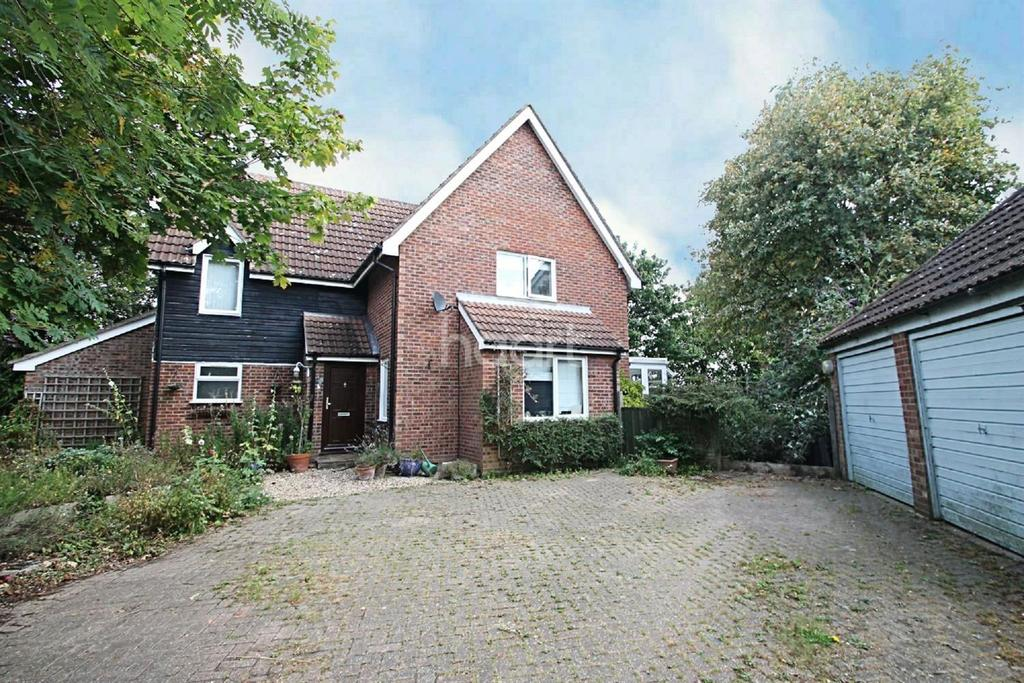 4 Bedrooms Detached House for sale in Windsor Close, Lawshall