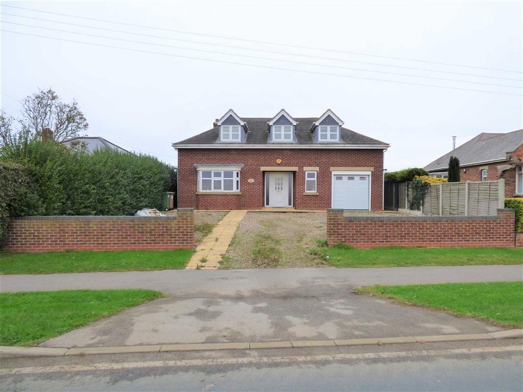 5 Bedrooms Detached Bungalow for sale in Station Road, Patrington
