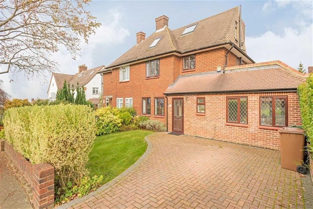 3 Bedrooms Semi Detached House for sale in Nork Rise, Banstead, Surrey