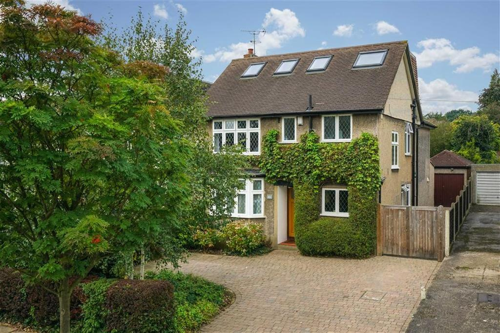 5 Bedrooms Detached House for sale in Charmouth Road, St Albans, Herts