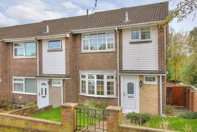 3 Bedrooms End Of Terrace House for sale in Pantheon Road, Scantabout, Chandlers Ford