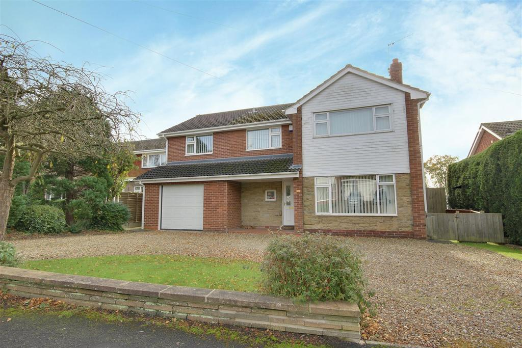 4 Bedrooms Detached House for sale in Parklands Crescent, North Ferriby