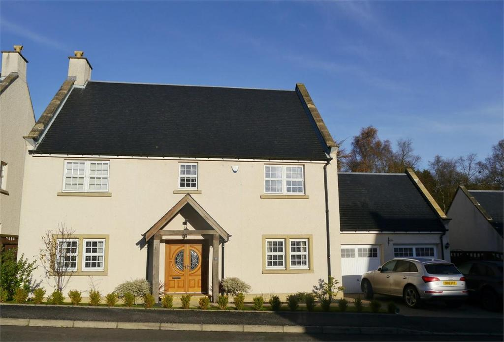 4 Bedrooms Detached House for sale in 11 Middleton Park, Keltybridge, by Kinross, Perth and Kinross