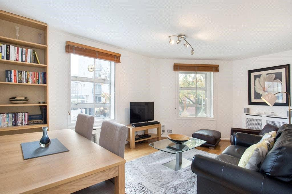 2 Bedrooms Flat for sale in Britannia Court, 2 Fairhazel Gardens, South Hampstead, London, NW6