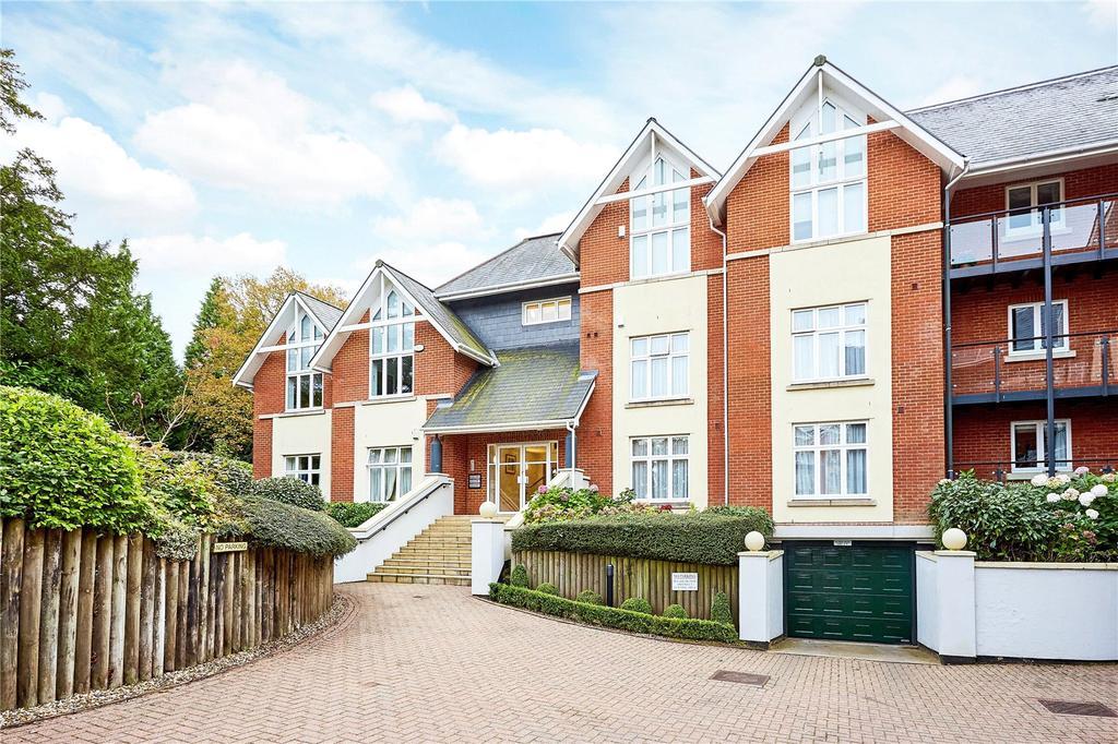 2 Bedrooms Flat for sale in Alder Lodge, Warberry Park Gardens, Tunbridge Wells, Kent, TN4