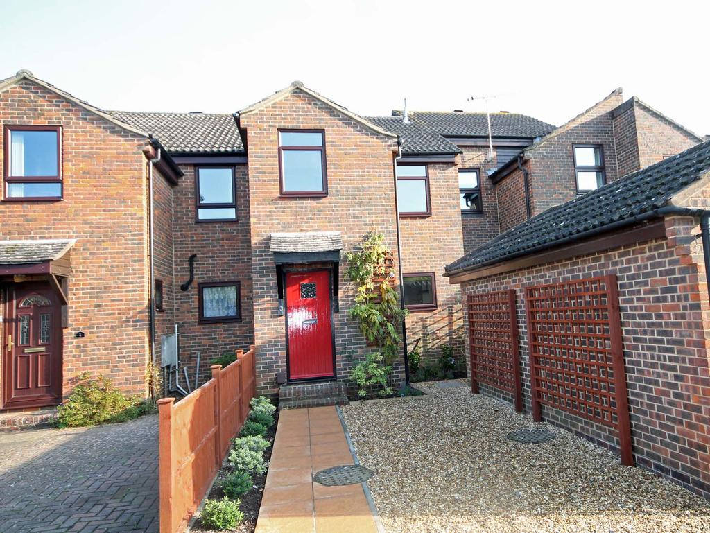 3 Bedrooms Mews House for sale in Chapelside, Titchfield Village, Fareham PO14
