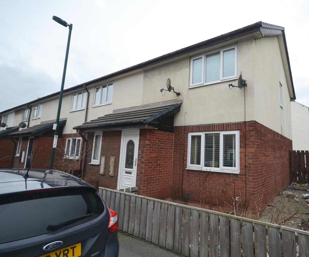 2 Bedrooms End Of Terrace House for sale in Herschell Street,, Redcar TS10