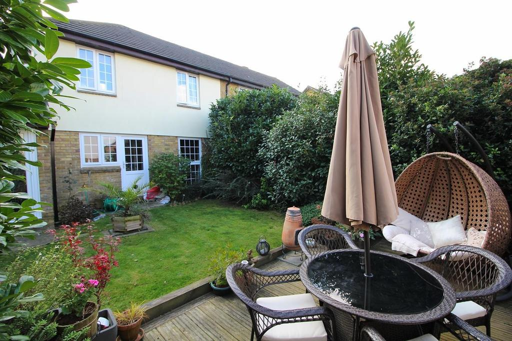 4 Bedrooms Semi Detached House for sale in Murrell Lock, Chelmer Village