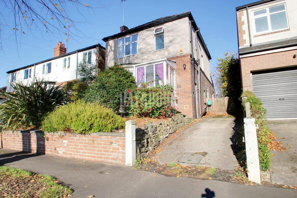 3 Bedrooms Detached House for sale in Folds Crescent, Beauchief, Sheffield
