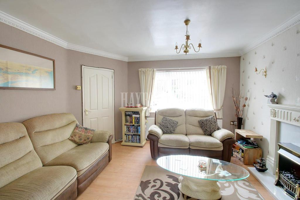 3 Bedrooms Semi Detached House for sale in Church View, Woodhouse