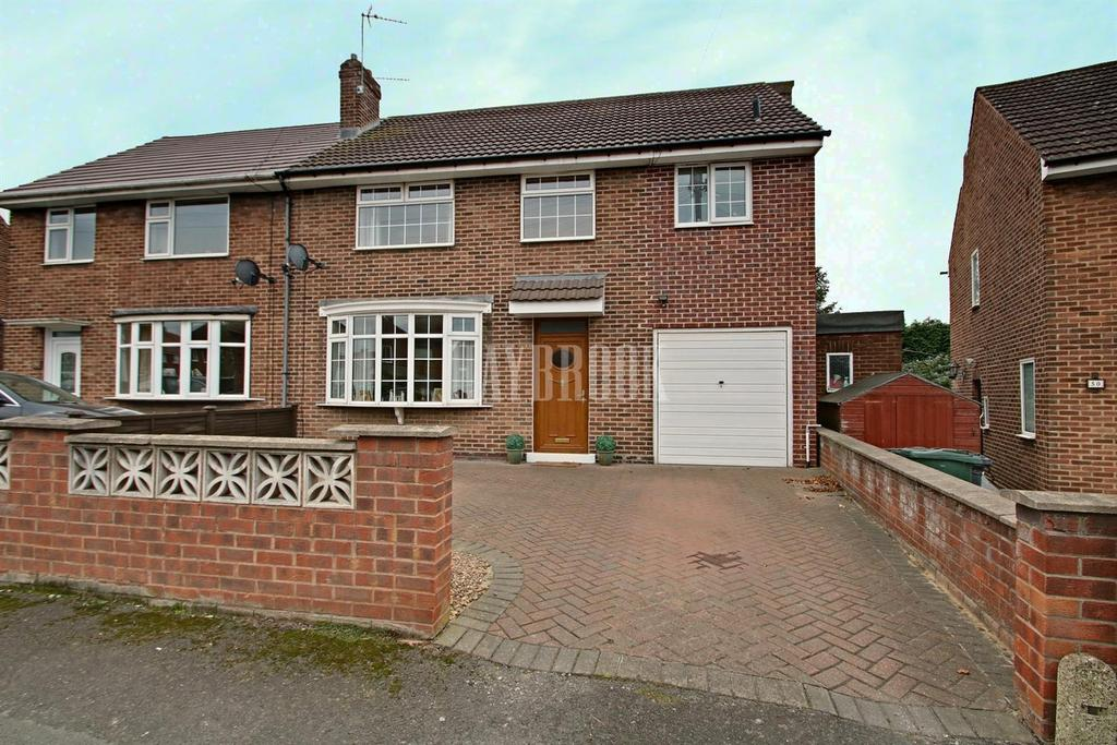 4 Bedrooms Semi Detached House for sale in Manor Road, Brinsworth