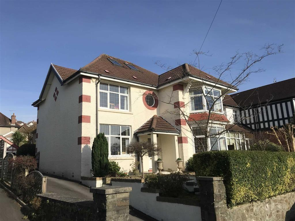 5 Bedrooms Detached House for sale in Myrtle Grove, Swansea, SA2
