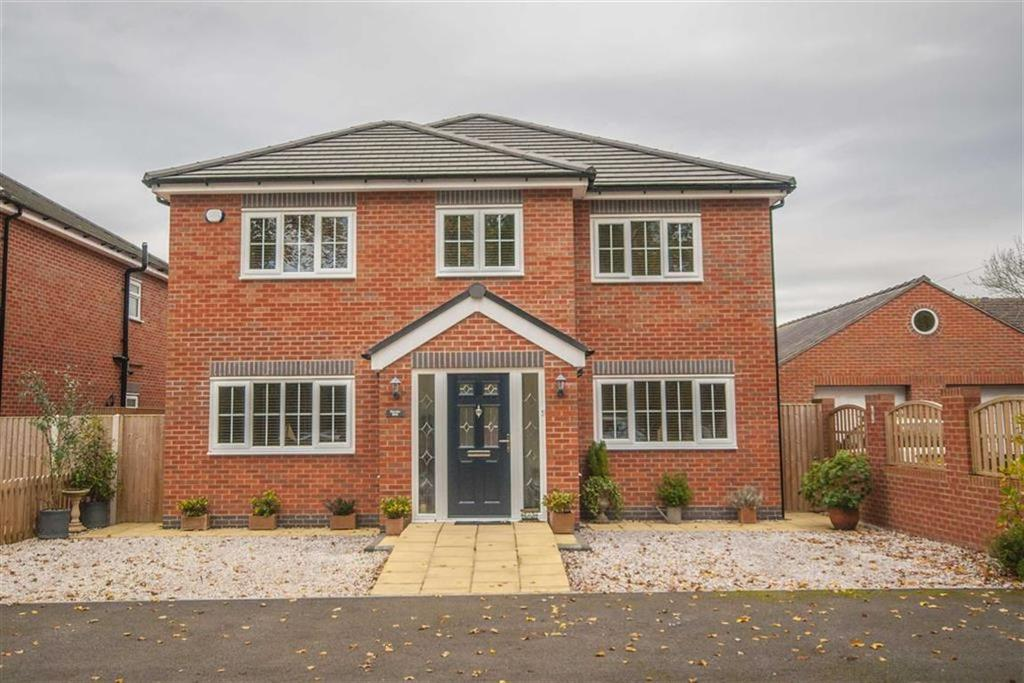 4 Bedrooms Detached House for sale in Lache Lane, Chester, Chester