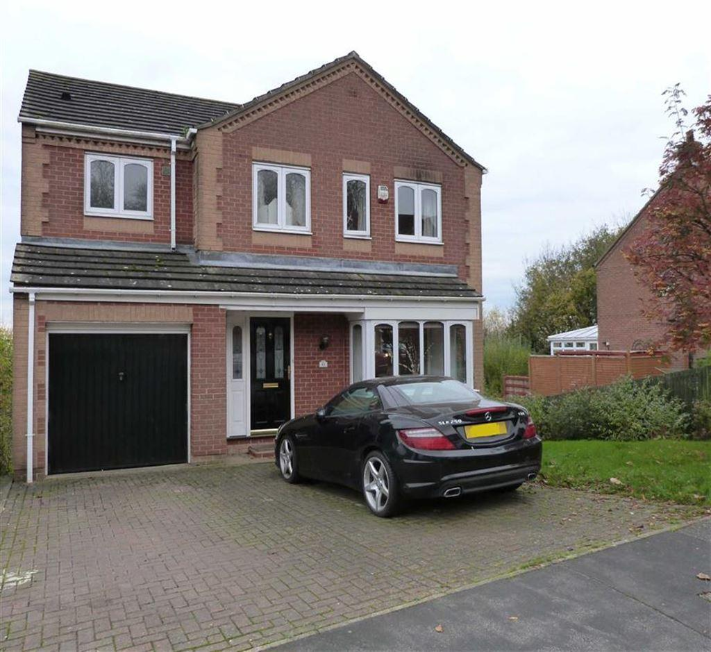 4 Bedrooms Detached House for sale in Gus Walker Drive, Pocklington