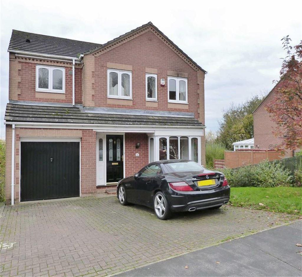 4 Bedrooms Detached House for sale in Gus Walker Drive, Pocklington