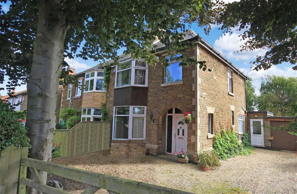 3 Bedrooms Semi Detached House for sale in Town End, Somerby, Leicestershire
