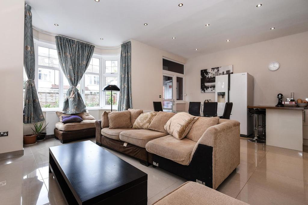 4 Bedrooms Semi Detached House for sale in Laurel Road, West Wimbledon